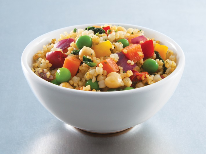 Pearl Couscous Product Simplot Foodservice